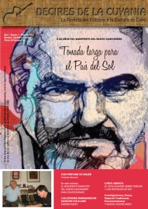 Edición Impresa, Número 1, Mayo de 2013.